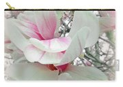 Tulip Tree Blossoms - Magnolia Liliiflora Carry-all Pouch