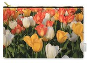 Tulips Ablaze With Color Carry-all Pouch
