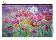 Tulips Are Magic In The Night Carry-all Pouch