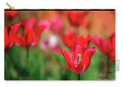 Tulips At Honor Heights Carry-all Pouch