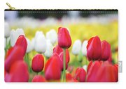 Tulips By Jared Windmuller - Tulip - Red -  Carry-all Pouch