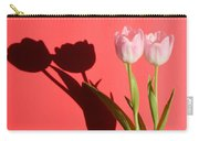 Tulips Casting Shadows Carry-all Pouch