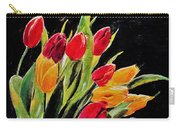 Tulips Colors Carry-all Pouch