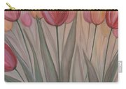 Tulips For Carol Carry-all Pouch