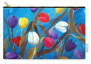 Tulips Galore II Carry-all Pouch