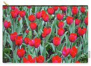 Tulips In Kristiansund, Norway Carry-all Pouch