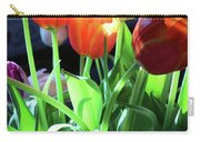 Tulips In The Light Carry-all Pouch