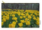 Tulips In The Woods Carry-all Pouch