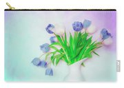 Tulips In Winter Carry-all Pouch