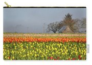 Tulips Morning Landscape Carry-all Pouch