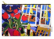 Tulips, Pears, Sailboats Carry-all Pouch