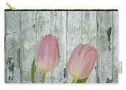 Tulips Two Carry-all Pouch