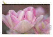 Tulips With Texture Carry-all Pouch