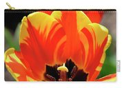 Tulips Yellow Red Carry-all Pouch