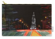Tulsa At Night Carry-all Pouch