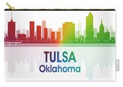 Tulsa Ok 1 Squared Carry-all Pouch