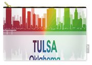 Tulsa Ok 1 Vertical Carry-all Pouch