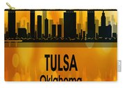 Tulsa Ok 3 Vertical Carry-all Pouch