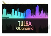 Tulsa Ok 5 Squared Carry-all Pouch