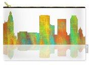 Tulsa Oklahoma Skyline-1 Carry-all Pouch