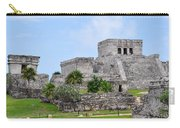 Tulum Mayan Ruins Carry-all Pouch