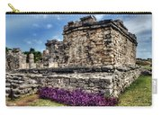 Tulum Temple Ruins Carry-all Pouch