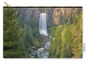 Tumalo Falls In Bend Oregon Carry-all Pouch