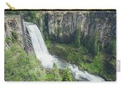 Tumalo Falls Carry-all Pouch by Margaret Pitcher