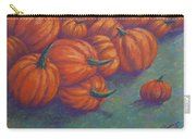 Tumbled Pumpkins Carry-all Pouch