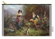 Tumbling Apples Hans Zatzka Carry-all Pouch