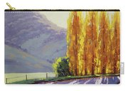 Tumut Autumn Poplars Carry-all Pouch
