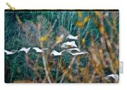 Tundra Swans Carry-all Pouch