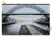Tyne Bridge, Newcastle Carry-all Pouch