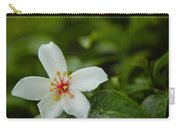 Tung Flower On Tea Tree Carry-all Pouch