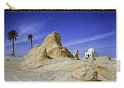 Tunisian Desertscape Carry-all Pouch