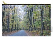 Tunnel Of Trees Carry-all Pouch