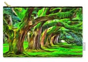 Tunnel Tree Carry-all Pouch