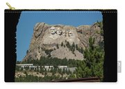 Tunnel View Mt Rushmore 2 A Carry-all Pouch