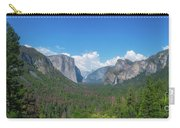 Tunnel View Panorama  Carry-all Pouch