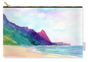 Tunnels Beach 4 Carry-all Pouch
