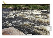 Turbulent Dalles Rapids Carry-all Pouch