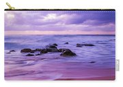 Turbulent Daybreak Seascape Carry-all Pouch