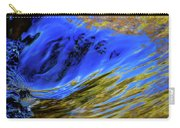 Turbulent Fall Reflections Carry-all Pouch