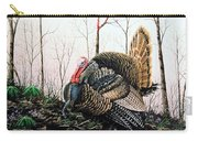 In Strut - Turkey Carry-all Pouch