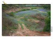 Turkey Bend Park Texas Rough Road Carry-all Pouch