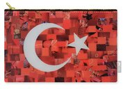 Turkey Flag Carry-all Pouch