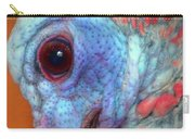 Turkey Head Shot Carry-all Pouch