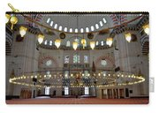 Turkey, Instabul Mosque  Carry-all Pouch