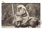 Turkey: Mazang, C1865 Carry-all Pouch