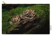 Turkey Tail Carry-all Pouch